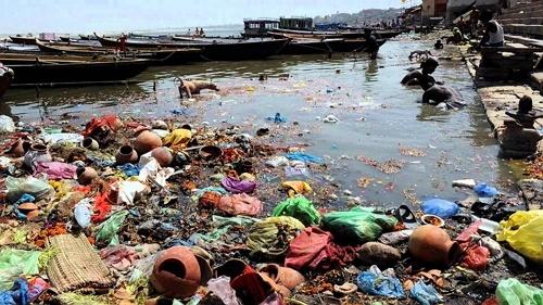 polusi air merupakan penyebab tipes