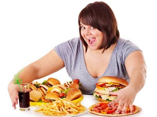 Diet yang tidak sehat