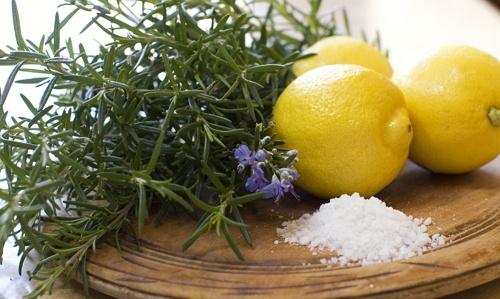 garam dan lemon