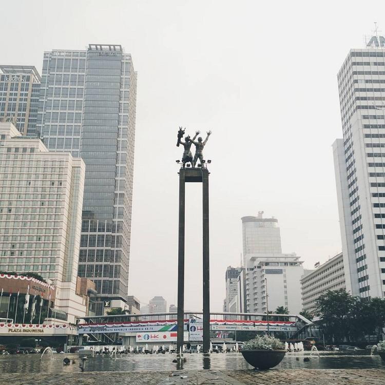 Monumen Selamat Datang