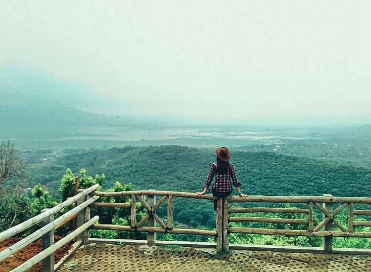 Gua Rong Tuntang View