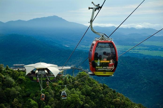 tempat wisata di malaysia