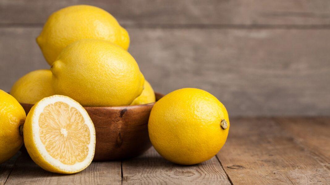 khasiat dan manfaat lemon