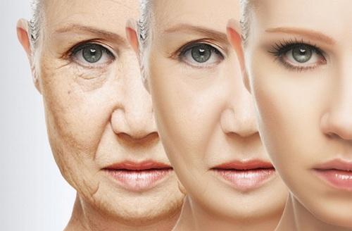 Mencegah penuaan dini
