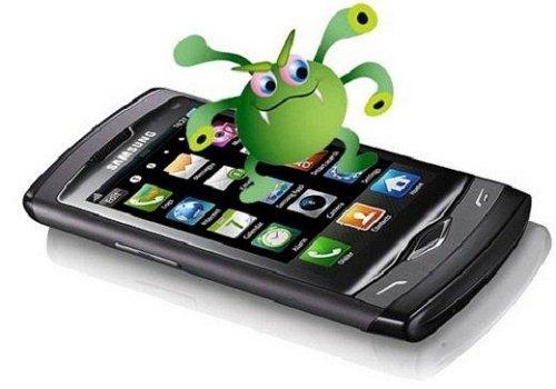 bakteri di ponsel