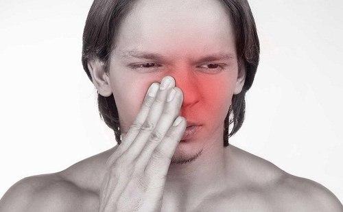 penyebab sinusitis pada anak