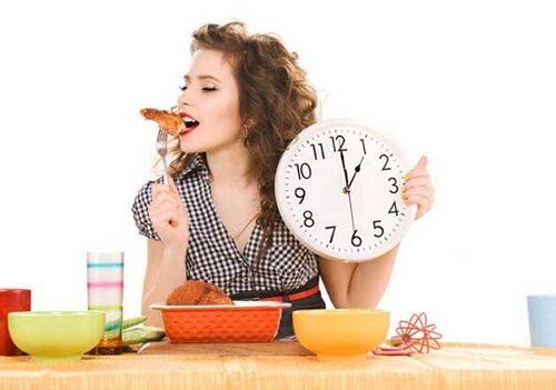 Sering menunda waktu makan