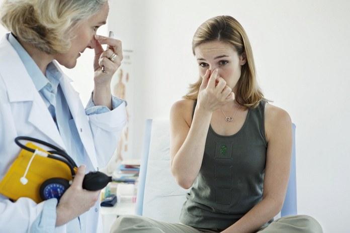 cara mencegah sinusitis