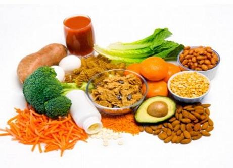 makanan yang mengandung folat