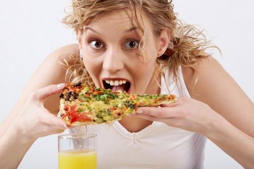 Makan dalam porsi kecil setiap 2-3 jam sekali