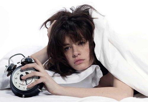 pola tidur yang tidak teratur