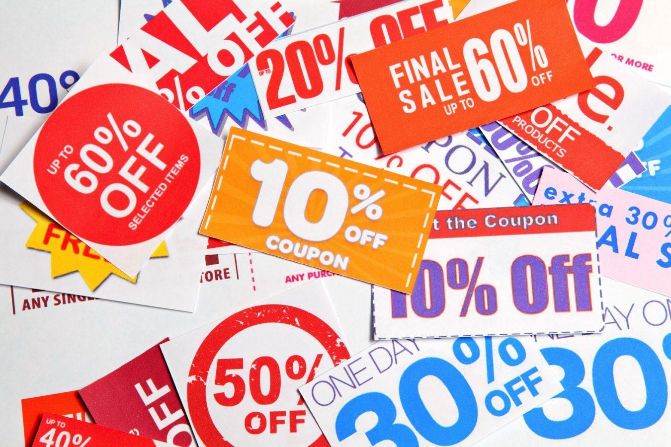 Pemasaran dengan Memberikan Kupon Belanja