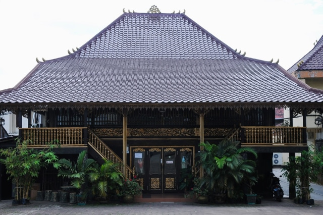 Rumah Adat Limas Sumatera Selatan 2