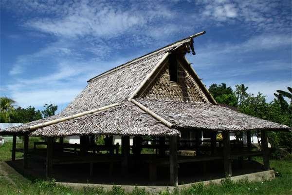 Rumah Adat Maluku Utara 2