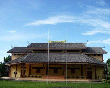 Rumah Adat Maluku Utara 3