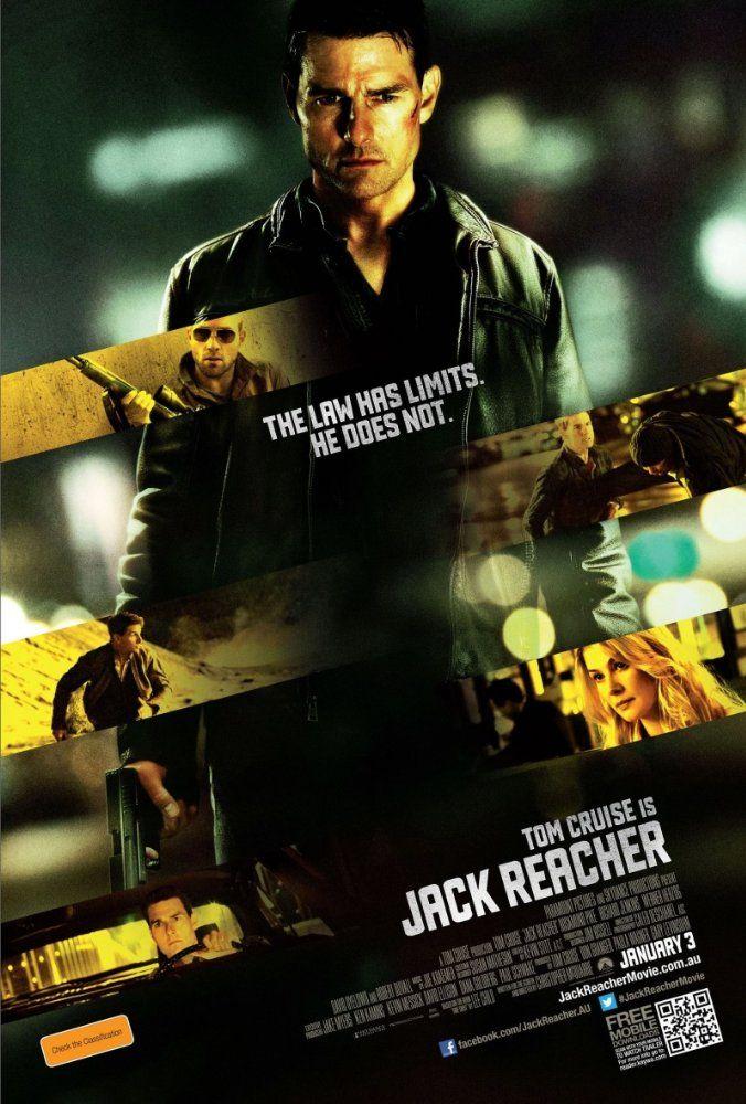 Familinia - Jack Reacher (2012)