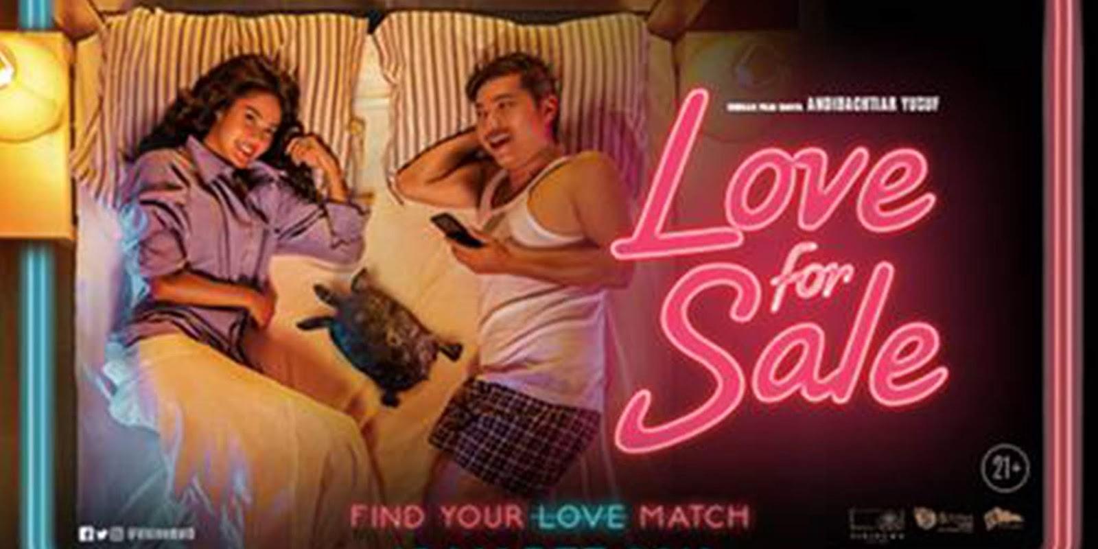 Familinia - Film Love For Sale 1 (2018)