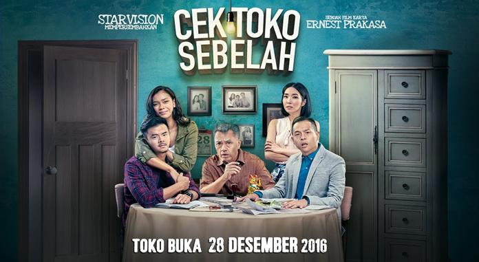 film Indonesia terbaik genre komedi