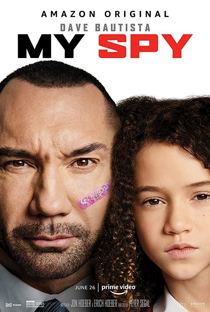 Familinia : My Spy (2020)