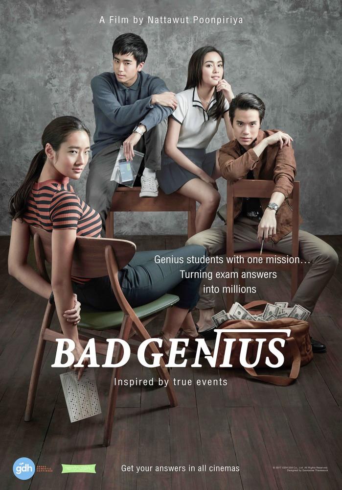 Bad Genius film thailand drama korea terbaik