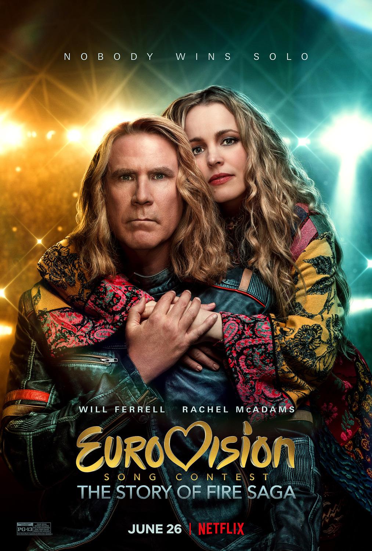 Eurovision The Story of Fire Saga film netflix terbaik 2020