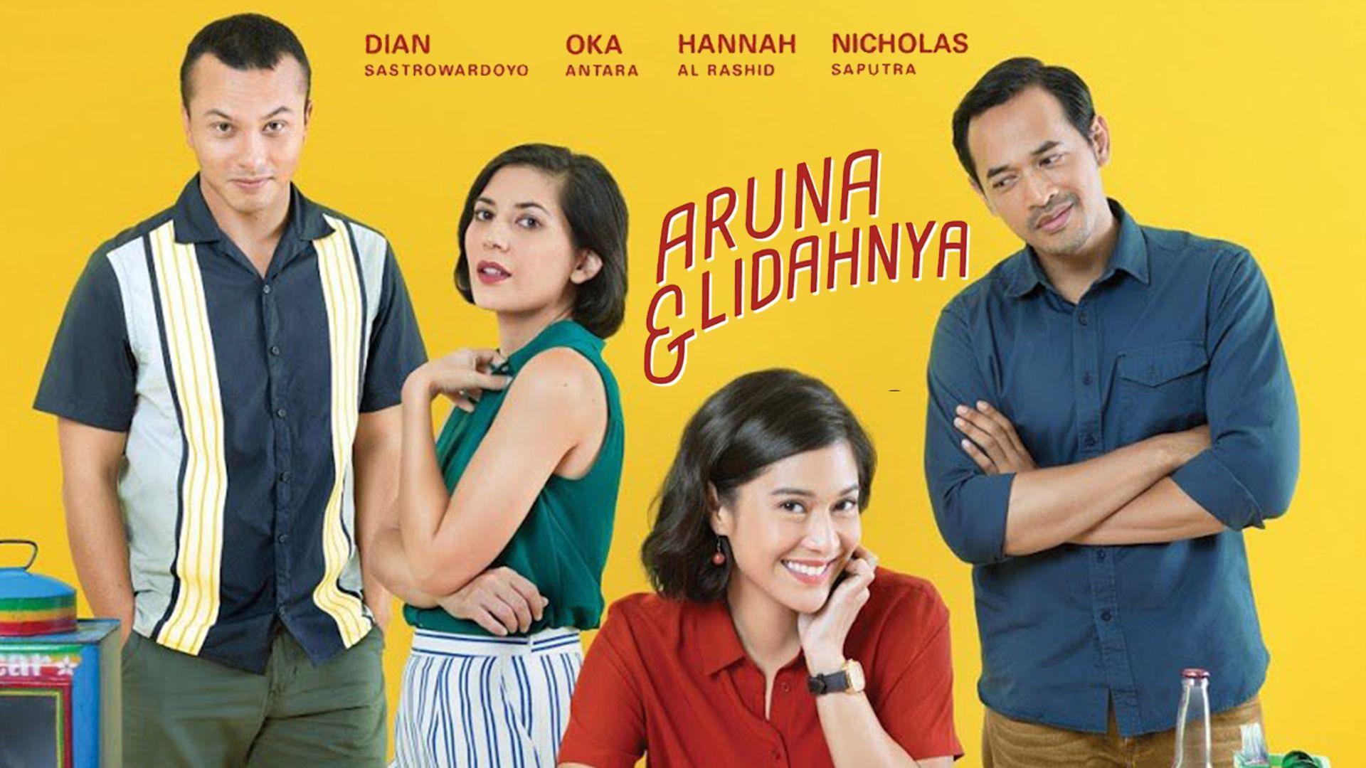 Familinia - Film Aruna dan Lidahnya (2018)