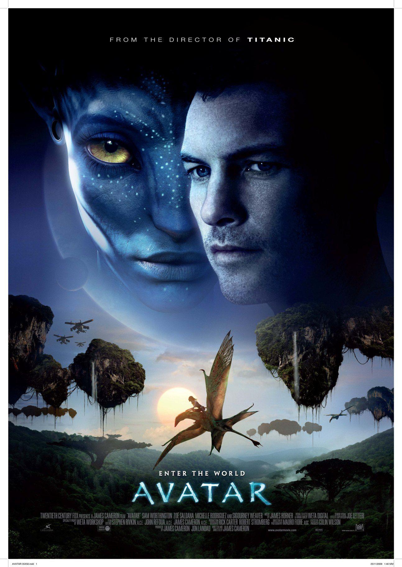 film Disney paling direkomendasikan adalah Avatar