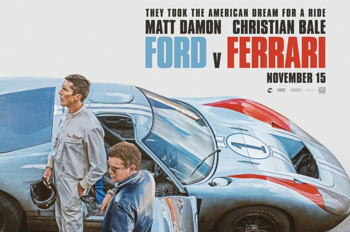Film action terbaik Ford vs Ferrari (2019)