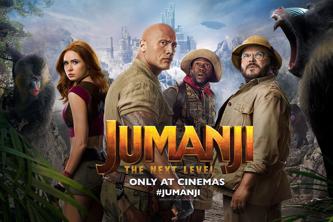 Familinia : Jumanji : The Next Level (2019)