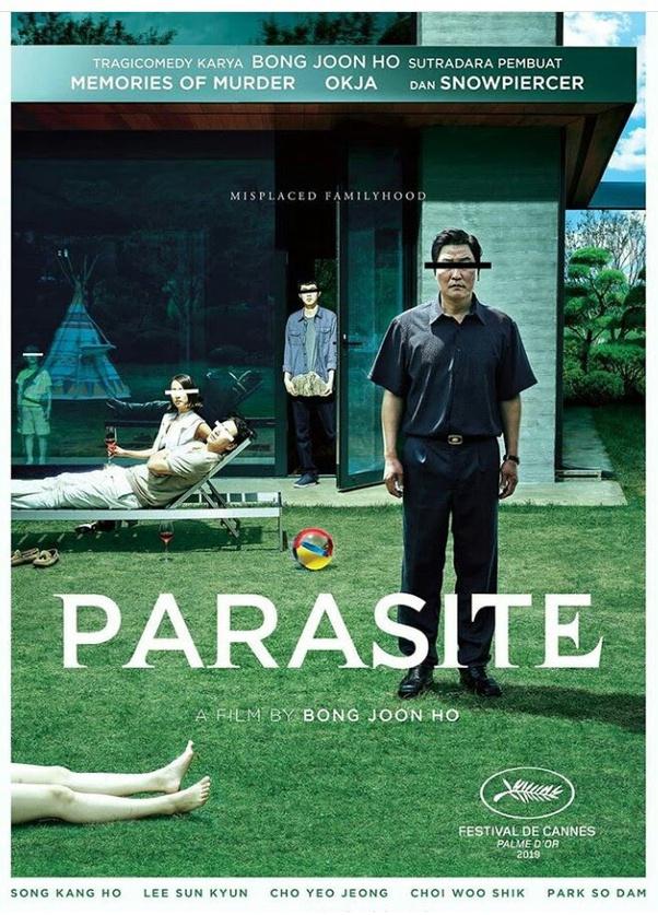 Familinia - film korea Parasite