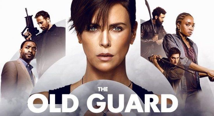 film action terbaru The Old Guard (2020)
