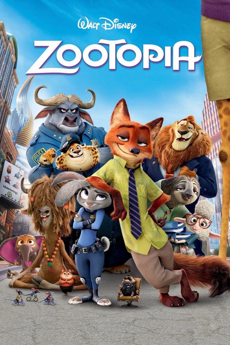 film Disney terbaru adalah Zootopia