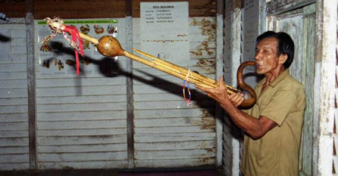 Alat Musik Kalimantan