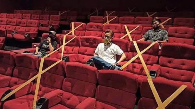 Bioskop Dibuka Kembali Saat Pandemi Virus Covid Karena Bisa Tingkatkan Imun