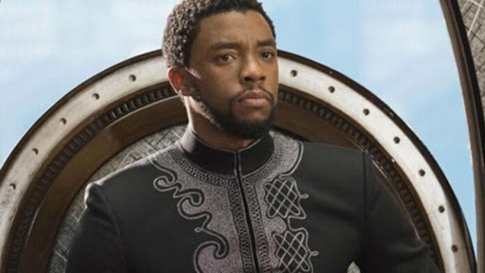 Chadwick Boseman Black Panther Meninggal Dunia