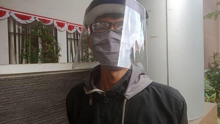 Fadly Barjadi Relawan Vaksin Covid