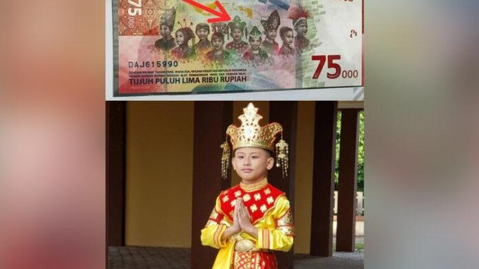 Isu Baju Adat Cina di Uang Pecahan Baru 75 Ribu