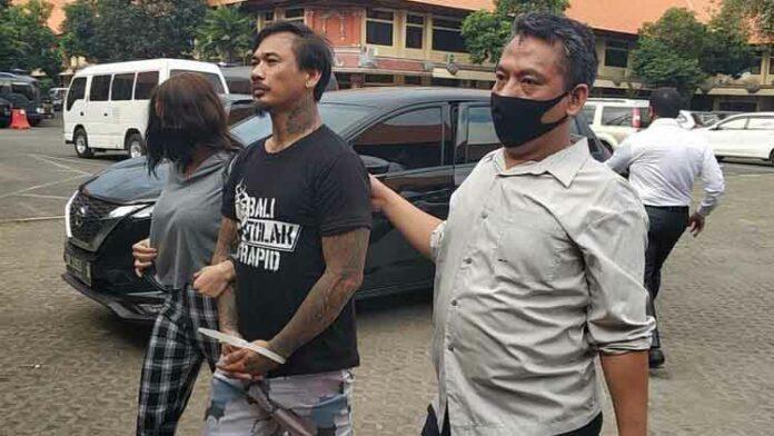 Jerinx Ditahan Polisi Kasus IDI