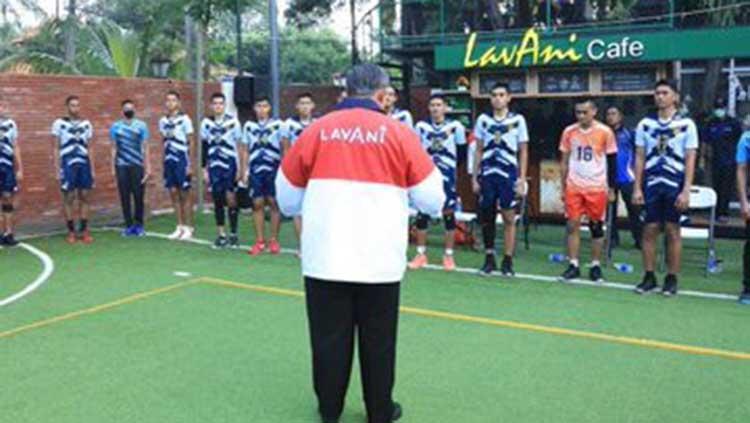 Lavani Kafe dan Tim Bola Voli SBY
