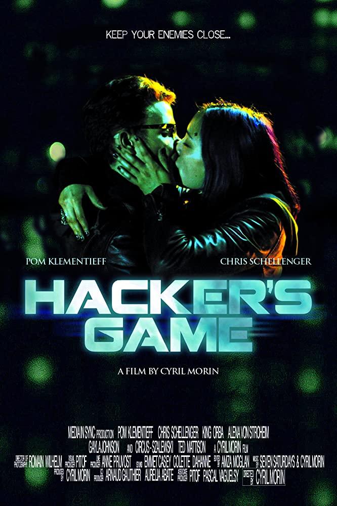 Film Hacker Terbaru - Hacker's Game (2015)