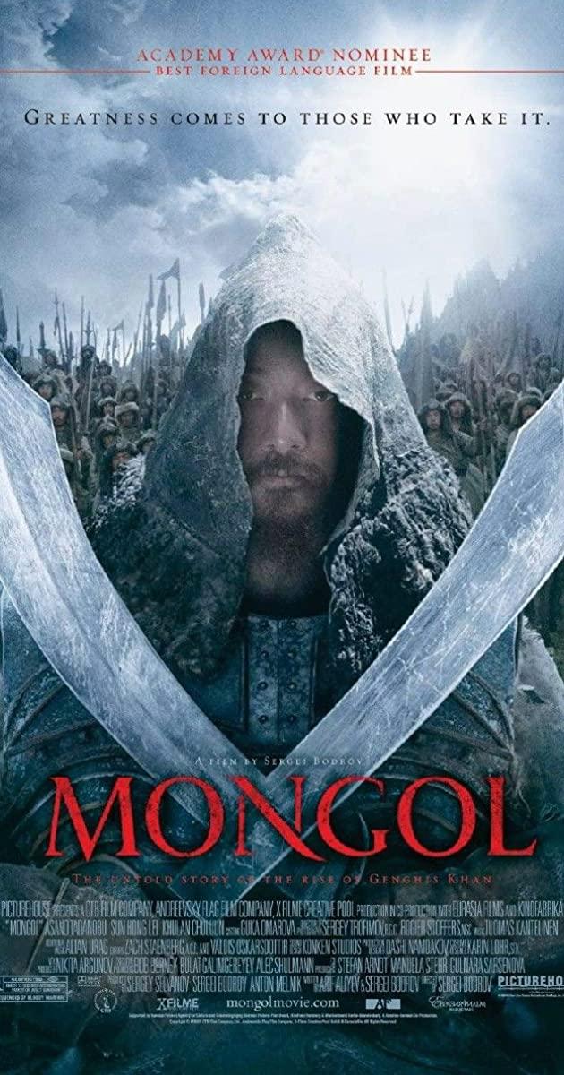 Film Kolosal Wajib Ditonton - Mongol: The Rise of Genghis Khan (2007)