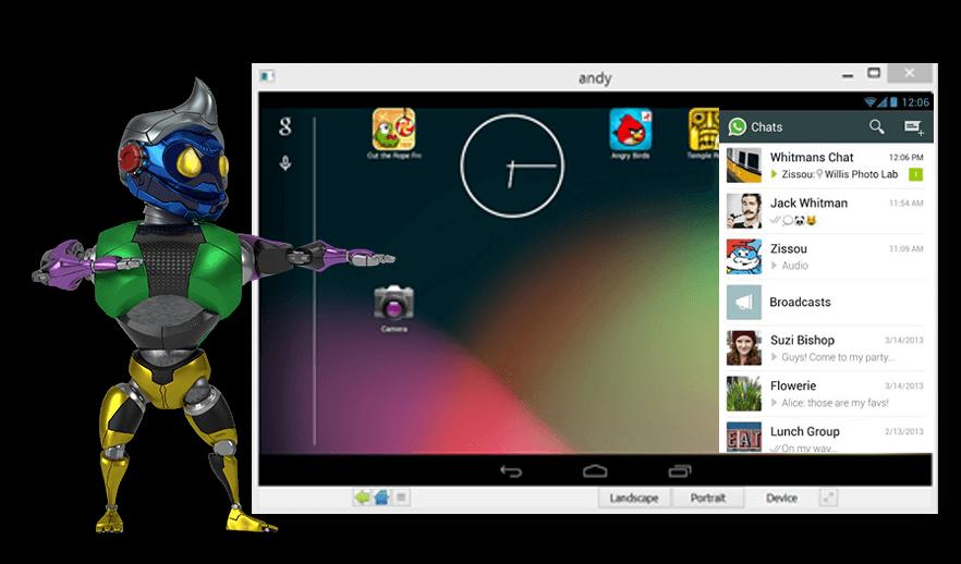 Emulator Android Gratis
