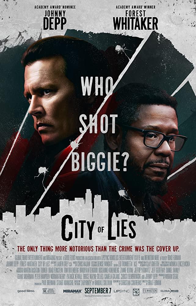 City of Lies film detektif kriminal thriller pembunuhan 2020 IMDb