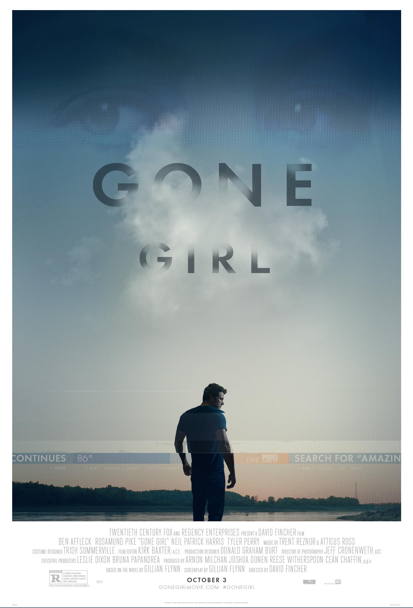 Gone Girl film detektif kriminal pembunuhan 2020 IMDb