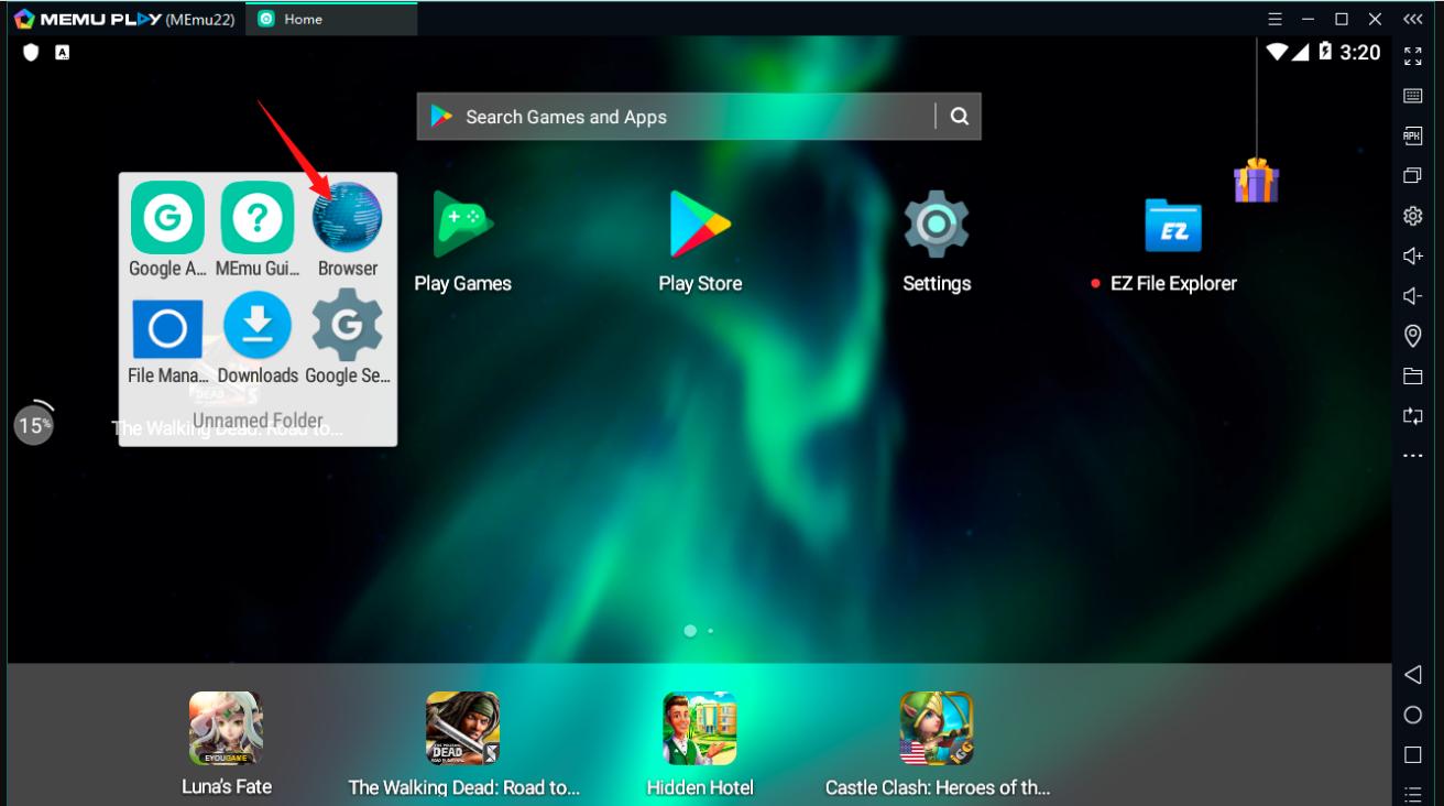 MEmu memuplay.com emulator android