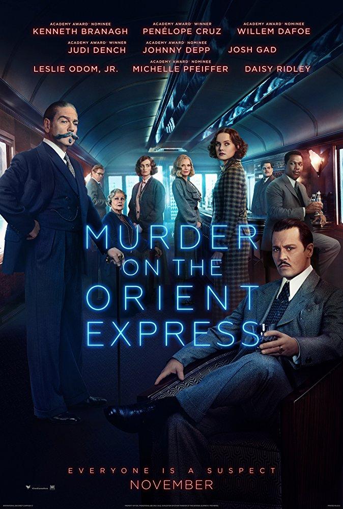 Murder on the Orient Express film detektif pembunuhan kriminal 2020 IMDb