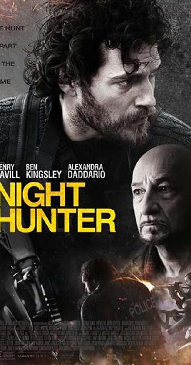 Night Hunter film detektif pembunuhan 2020 kriminal IMDb