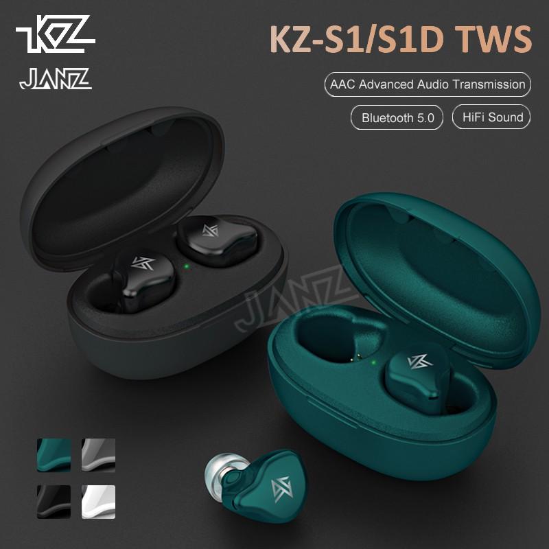 KZ S1 TWS Earphone Bluetooth