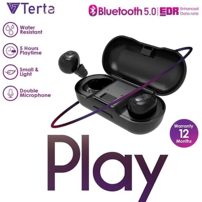Terta Play Wireless Headset Bluetooth