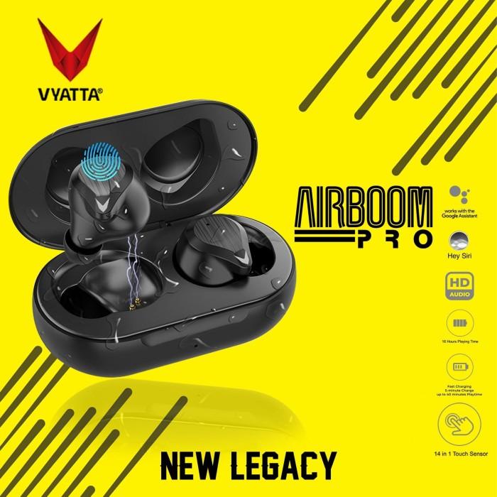 Vyatta Airboom Pro TWS Bluetooth Earphone